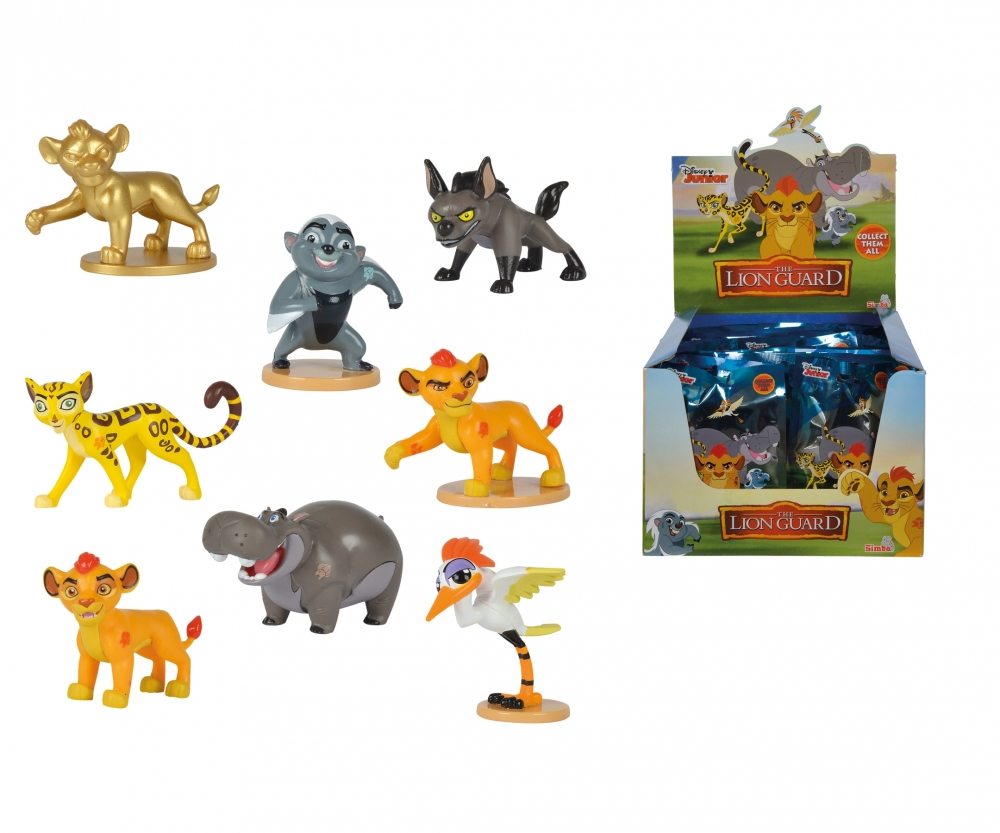 SIMBA - LION GUARD COLLECTIBLE FIGURINES