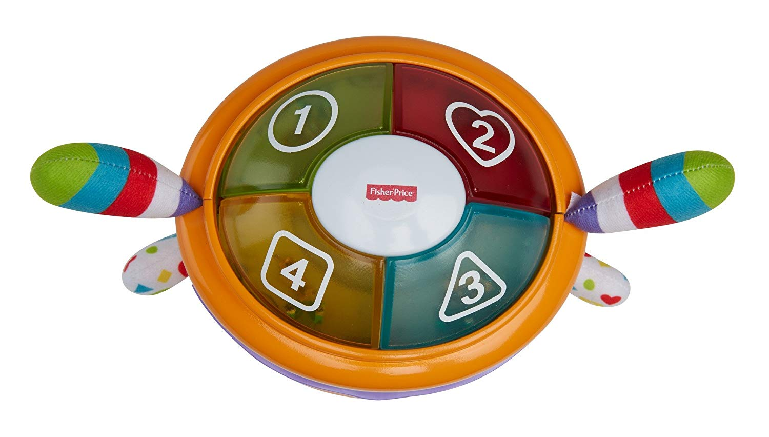 Fisher-Price Franky Beats Bat with Boogie Eng